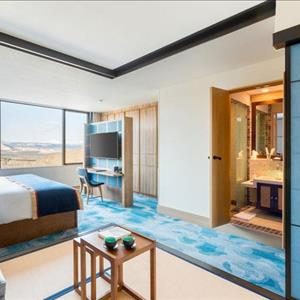 Family Deluxe Room – Tatami Lounge