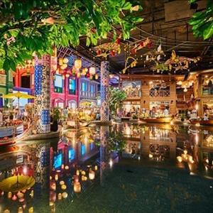 Sook Siam Market
